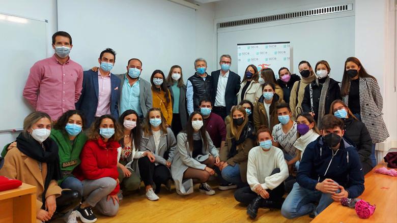 El Campus de Huesca acoge la única Jornada Universitaria SECIB presencial de este curso