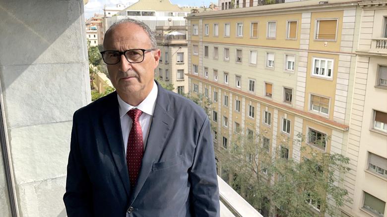 El Dr. German Pareja, nuevo presidente del COEC